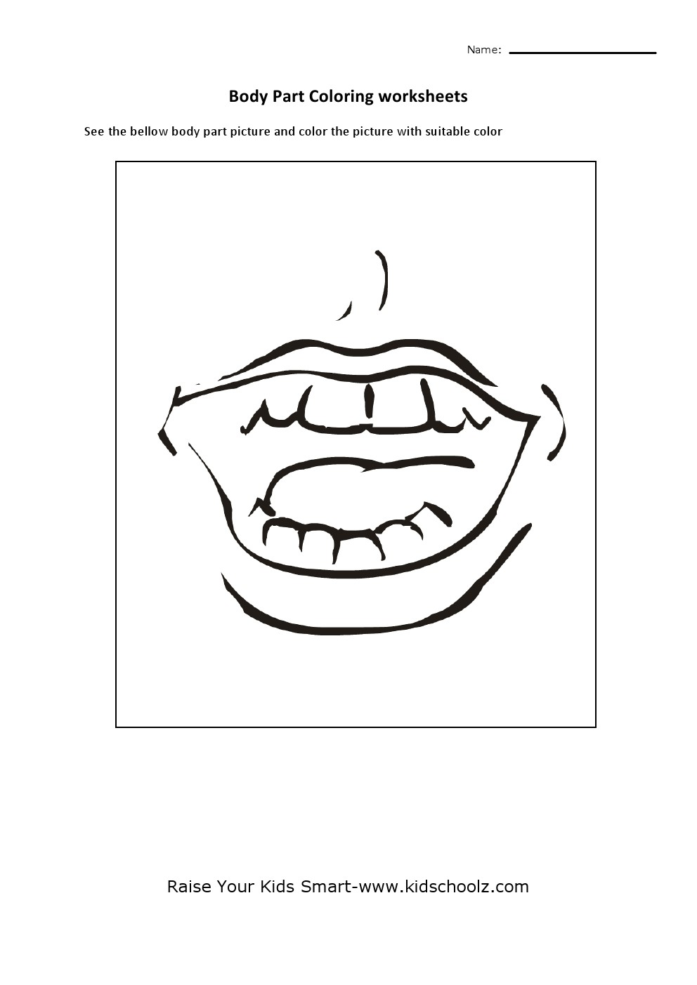 My Mouth Is A Volcano!&quot- Writing Activity [FREEBIE!]   Classroom ...