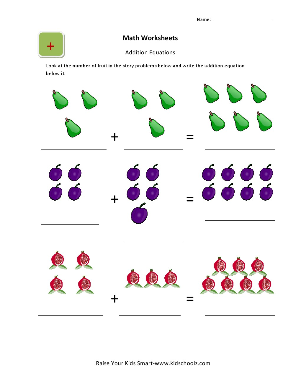 Student Math Worksheets : Maths worksheet for ukg students images about math