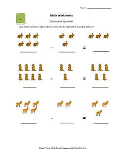math worksheet ukg maths worksheets for basic subtraction kids math best free printable worksheets. Black Bedroom Furniture Sets. Home Design Ideas