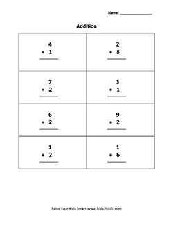 Free math worksheet printables | Education | Pinterest | Free math ...