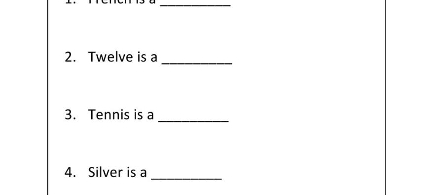 Sentence Completion Worksheets Complete Sentences Worksheets – Complete Sentences Worksheets