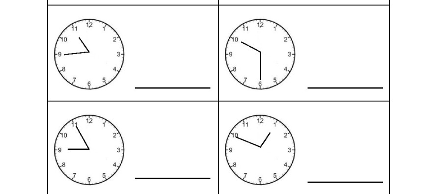 Time Worksheets elapsed time worksheets with clocks Free – Clock Worksheets Grade 2
