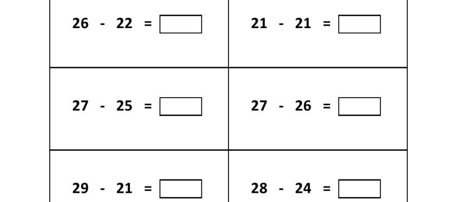 Number Names Worksheets subtraction grade 2 : Subtraction Worksheets : subtraction worksheets grade 2 ~ Free ...