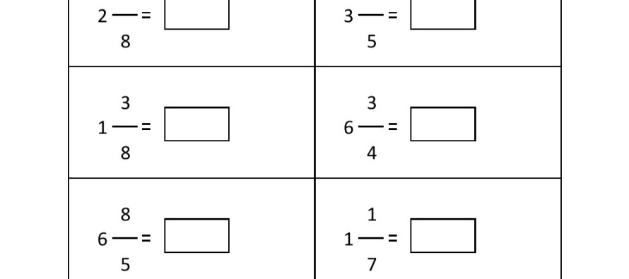 Worksheet 612792 Changing Improper Fractions to Mixed Numbers – Mixed Numbers Worksheet