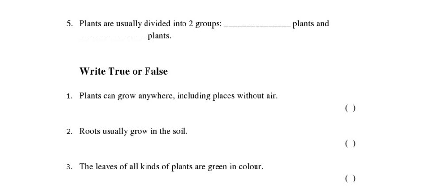 Common Worksheets » Grade 4 Science Worksheets Free Printable ...