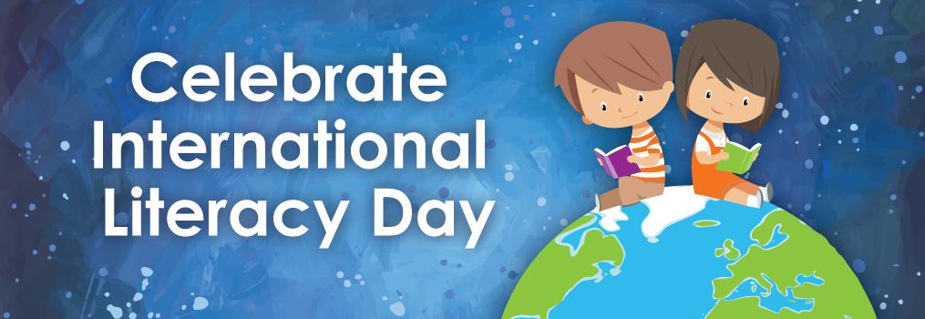 INTERNATIONAL LITERACY DAY - KidschoolzKidschoolz