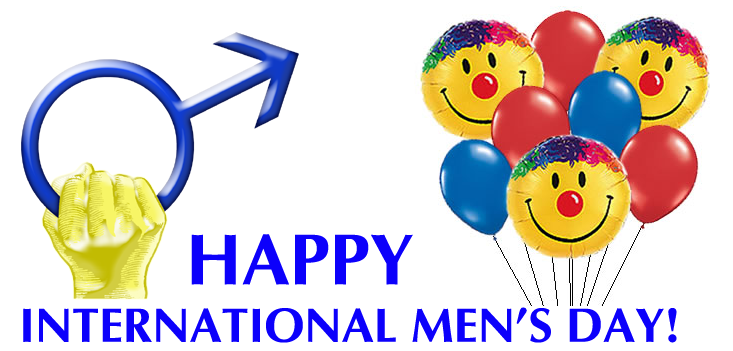 international men's day - 733×351