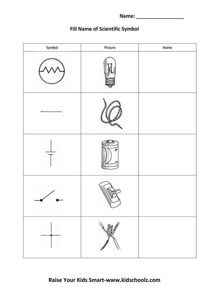 Grade 4 Science Worksheet 7 Kidschoolz
